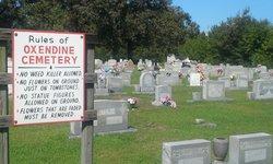 Oxendine Cemetery