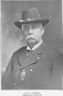 George Livingston Holmes