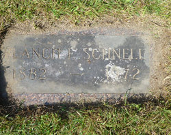 Florence Blanche <I>Whitney</I> Schnell