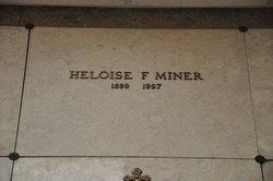 Heloise Estelle <I>Foley</I> Miner