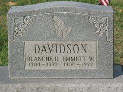 Blanche D. <I>Deckard</I> Davidson