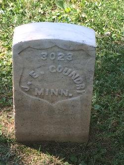Pvt John E. Goundry