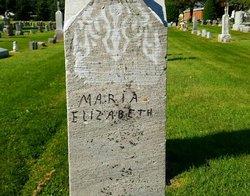 Maria Elizabeth <I>Tastove</I> Beitzel