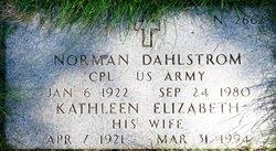 Kathleen Elizabeth Dahlstrom