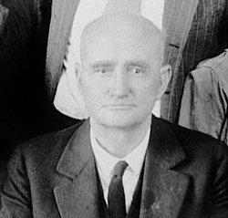 Dr Edward Eleazar Thomas