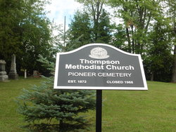 Thompson Methodist Church Pioneer Cemetery