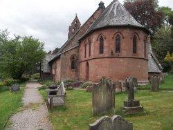 Erbistock, St Hilary's Churchyard