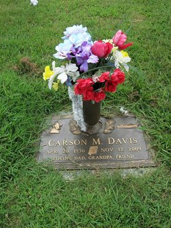 Carson Melton Davis