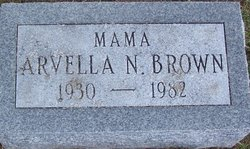 Arvella Brown