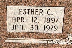 Esther Caroline <I>Rupprecht</I> Grafelman