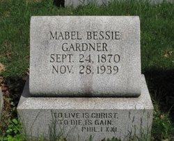 Mabel Bessie Gardner