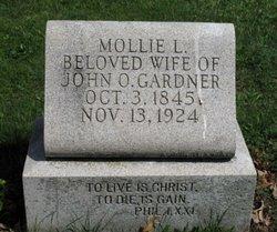 Mollie L. Gardner