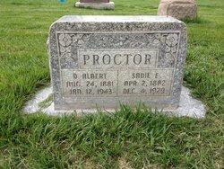 """Albert """"Bert"""" Proctor"""