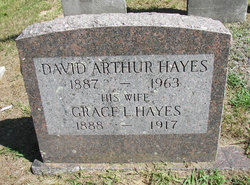 David Arthur Hayes (1887-1963) - Find A Grave Memorial