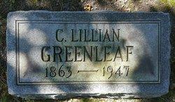 Charlotte Lillian Greenleaf