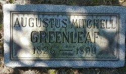 Augustus Mitchell Greenleaf