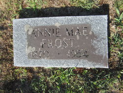 Annie Mae Frost