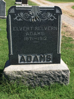 Elvert Melvern Adams