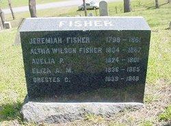 Eliza A. M. Fisher
