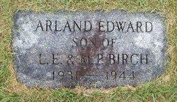 Arland Edward Birch