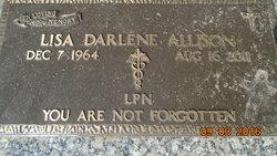 Lisa Darlene <I>Phillips</I> Allison