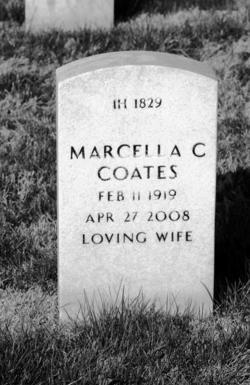 Marcella C <I>Krah</I> Coates