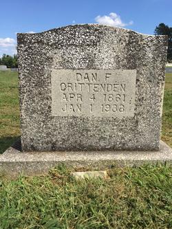 Daniel Fayette Crittenden