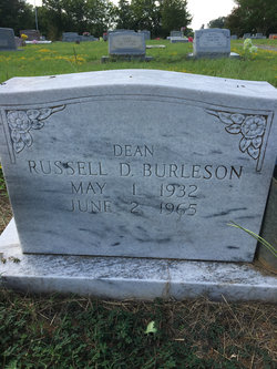 Russell Dean Burleson