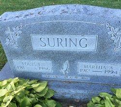 Martha Auguste Clara <I>Schuettpelz</I> Suring