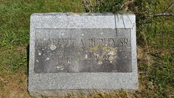 Clarence Andrews Hurley, Sr