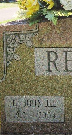 "Henry John ""Jack"" Reuning III"