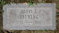 Henry John Reuning Jr.
