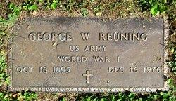 George William Reuning Sr.