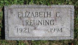 Elizabeth C. Reuning