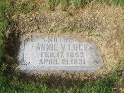 Annie <I>Vincent</I> Luce