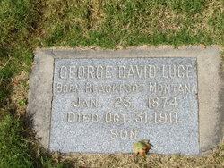 George David Luce