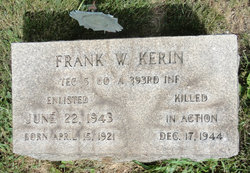 Frank W. Kerin