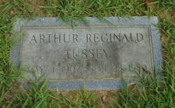 Arthur Reginald Tussey
