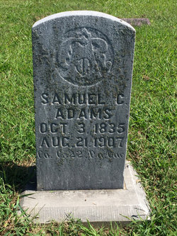 Samuel Cather Adams