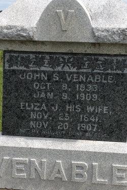 Eliza J Venable