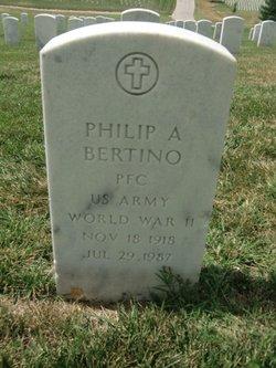 Philip A Bertino
