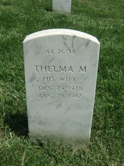 Thelma M Betteis