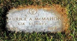 Maurice Aloysius McMahon