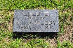 Lulu B. <I>Bales</I> Appleby
