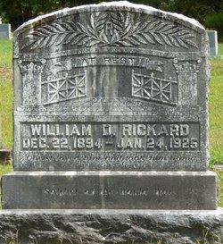 William D. Rickard