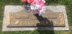 John Arlo Caruthers