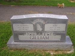 Ruby <I>Danks</I> Gilliam
