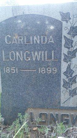 Carlinda Jane <I>Mitchell</I> Longwill