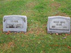 Bessie Irene <I>Moorehead</I> Clark