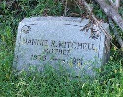 """Nancy R. """"Nannie"""" <I>Conrad</I> Mitchell"""